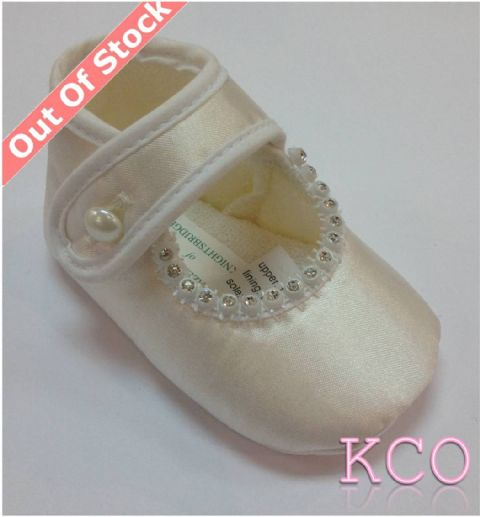 Style FJS005 White~Girls Shoes